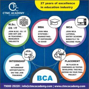 Job opportunities after BCA